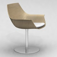 chair - ostwald nolting 3d model