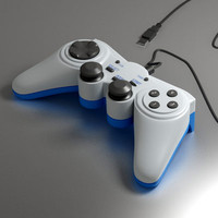 3d pad joypad joy model