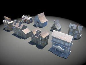 homes houses misc obj