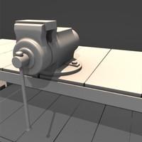 3d model gripper holder