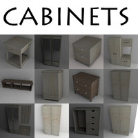 cabinets 3ds.zip