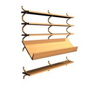 book rack 3d model