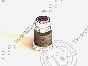 salt pepper shaker 3ds