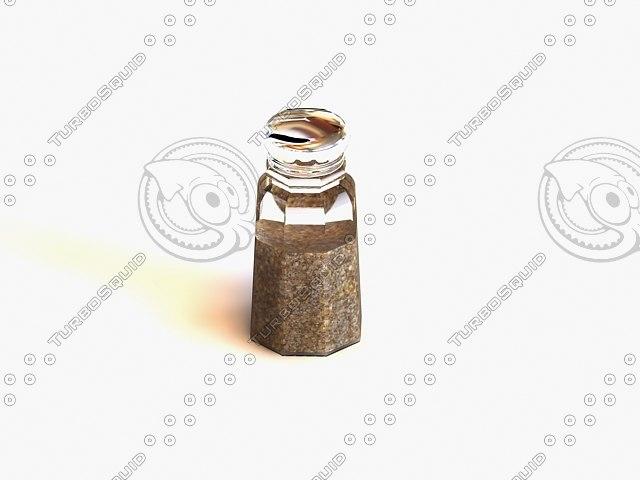 3dsmax salt pepper shaker