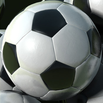 soccer ball c4d