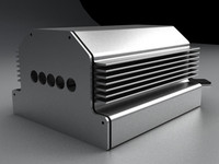 EXTRUDED ALUMINUM ENCLOSURE TYPE-A