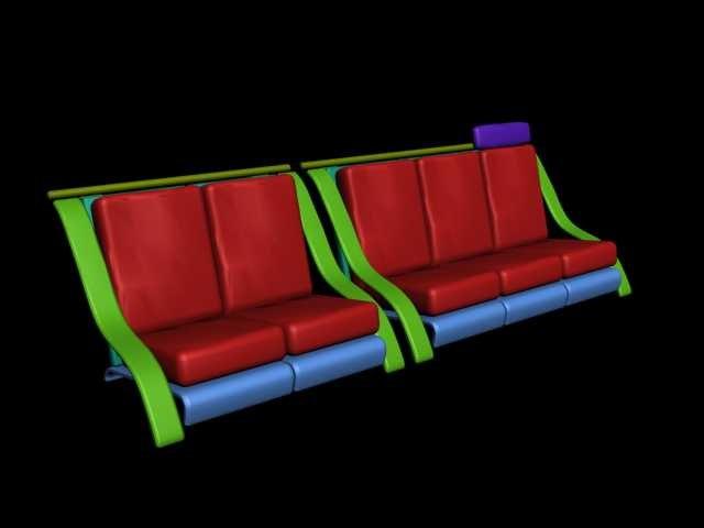 sofa 3d max