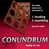 max conundrum