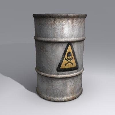 toxic barrel max