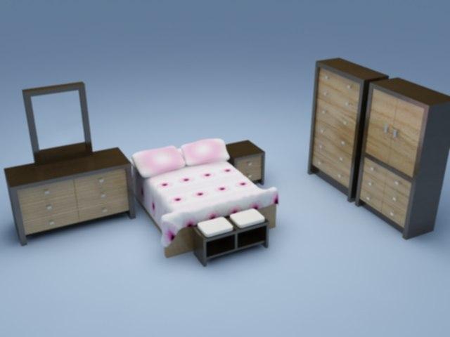 max bed bedroom