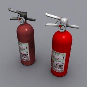 3dsmax extinguishers