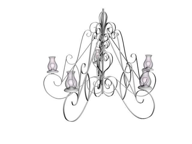 lamp chandelier max