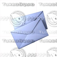 3d envelopes icon design