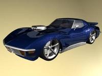 corvette sport