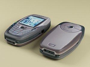 lightwave nokia 6600 modelled