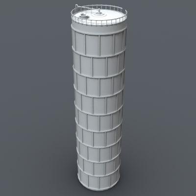 obj industrial element single
