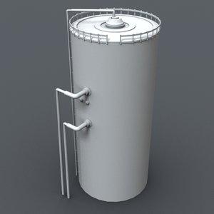 3dsmax industrial element
