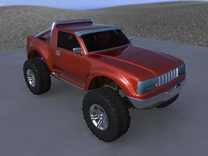offroad truck concept ma