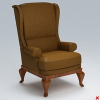 Lounge chair009.ZIP