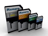 nokia mobile memory card 3d max