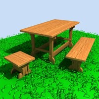 Outdoor Picnic Set