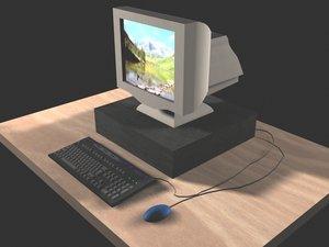 3ds max computer