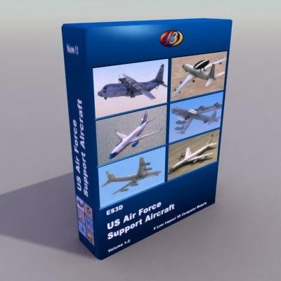 3d usaf military