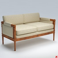 Sofa old fashioned015.ZIP