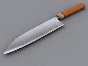 max kitchen knife