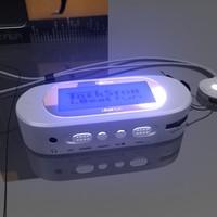 player headphones 3d model