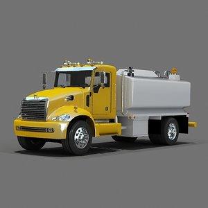 maya tank truck