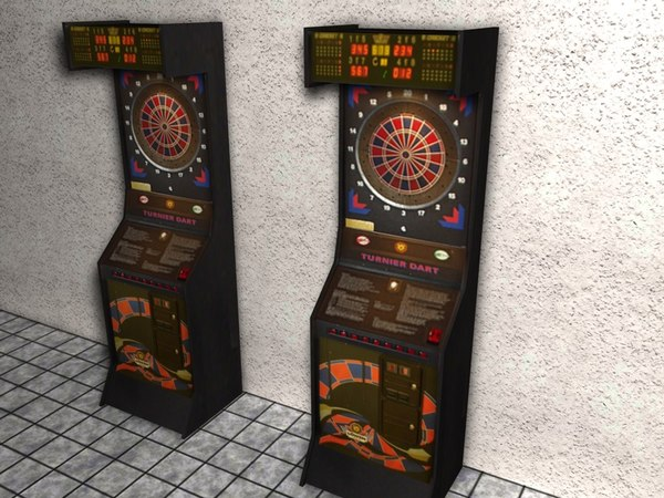 3ds electronic dartboard