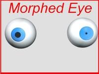 morphed eye max