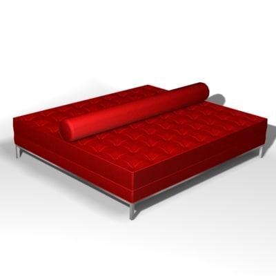 barcelona kinky bed max
