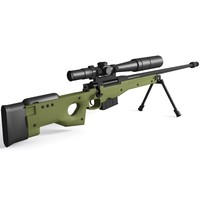 Accuracy International AW338 Sniper Rifle