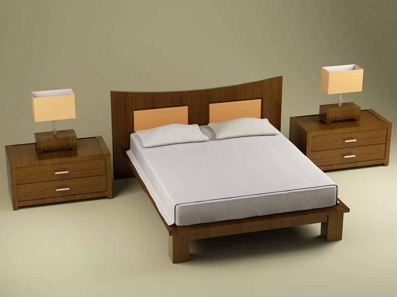3d pentano furniture model