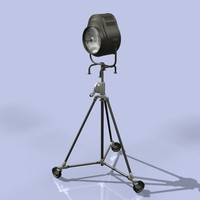 studio light 3d max