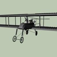 voisin gunnery platform 3d model