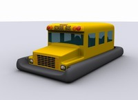 Yellow school bus hoverboat.rar