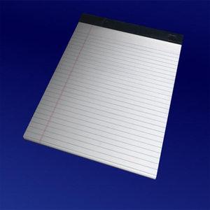 3d notepad