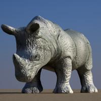 3d obj rhino