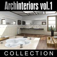 archinteriors vol 1 scenes 3d