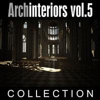 archinteriors vol 5 scenes 3d model