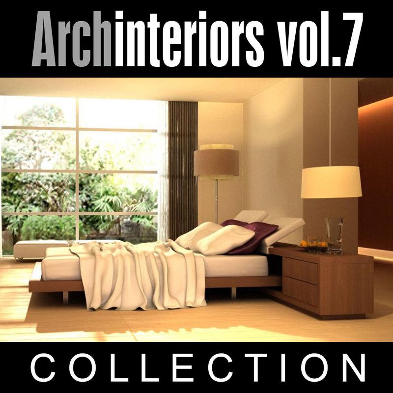 archinteriors vol 7 scenes 3d model