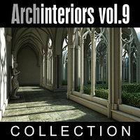 archinteriors vol 9 scenes 3d model