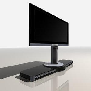 3d model of lcd tv bang olufsen