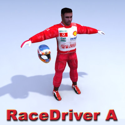 racing driver 3ds