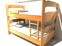 3ds max 2 floor bed