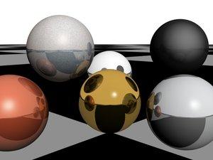 3d model materials 6