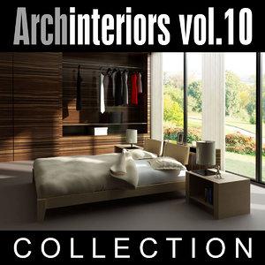 archinteriors vol 10 scenes 3d model